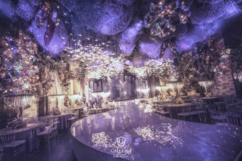 婚礼堂发布:格乐利雅杭州新店「 天空之城 」  第11张