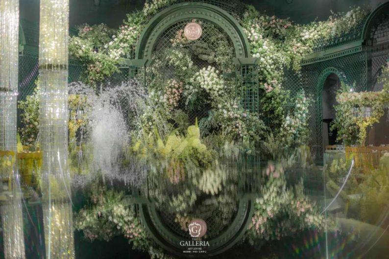 婚礼堂发布:格乐利雅杭州新店「 天空之城 」  第14张