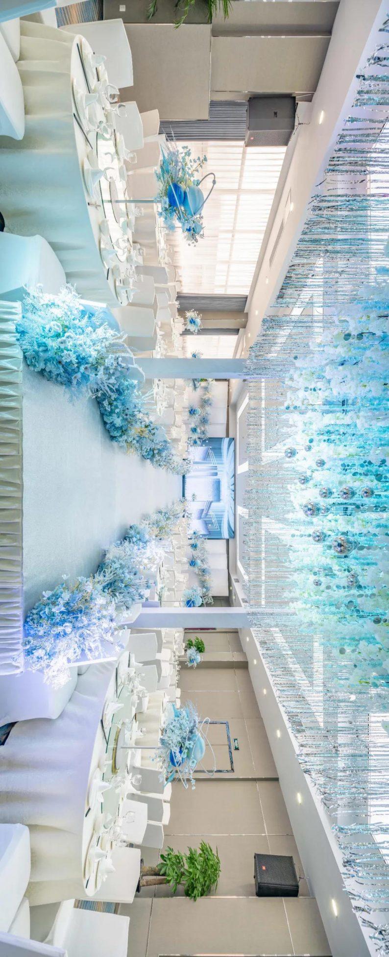 婚礼堂发布:最佳视觉奖!奥蓝酒店婚礼堂全新升级  第9张