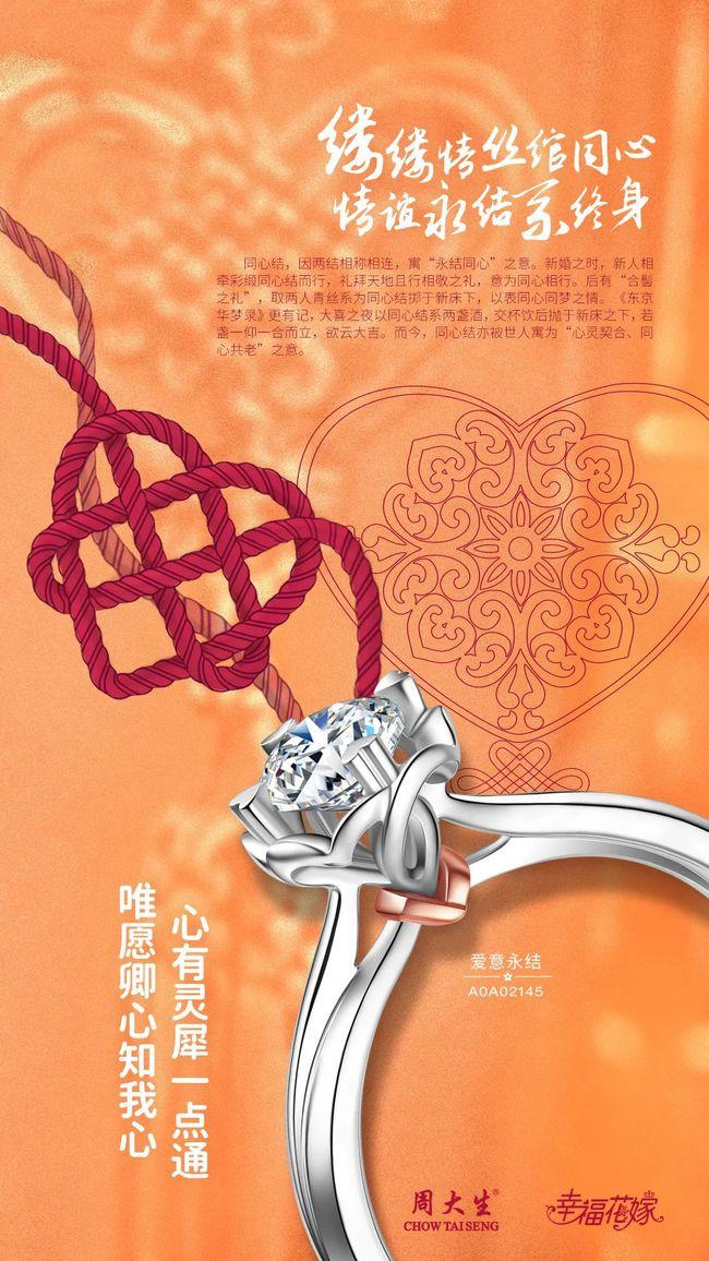 中国婚嫁文化与现代艺术的碰撞!周大生探索文创营销新玩法  第12张
