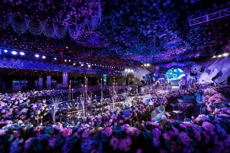 婚礼堂发布:8大宴会厅!打卡太原一站式婚礼宴会酒店  第5张