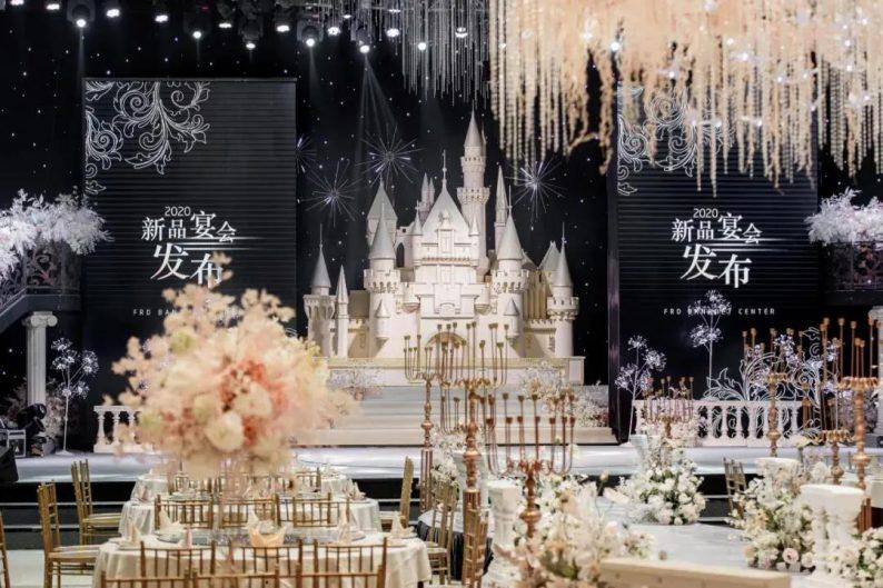 婚礼堂发布:8大宴会厅!打卡太原一站式婚礼宴会酒店  第15张