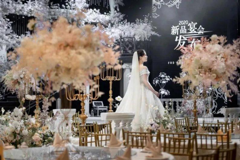 婚礼堂发布:8大宴会厅!打卡太原一站式婚礼宴会酒店  第16张