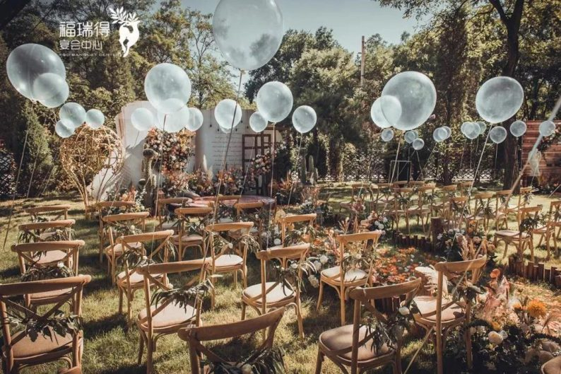 婚礼堂发布:8大宴会厅!打卡太原一站式婚礼宴会酒店  第18张