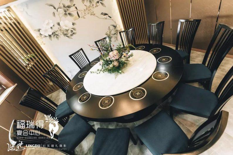 婚礼堂发布:8大宴会厅!打卡太原一站式婚礼宴会酒店  第20张