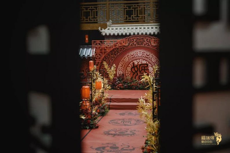 婚礼堂发布:8大宴会厅!打卡太原一站式婚礼宴会酒店  第26张