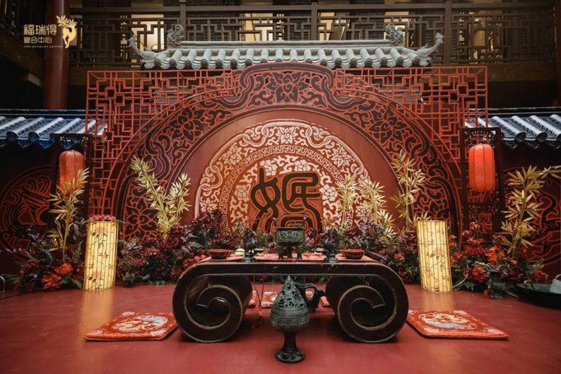 婚礼堂发布:8大宴会厅!打卡太原一站式婚礼宴会酒店  第27张