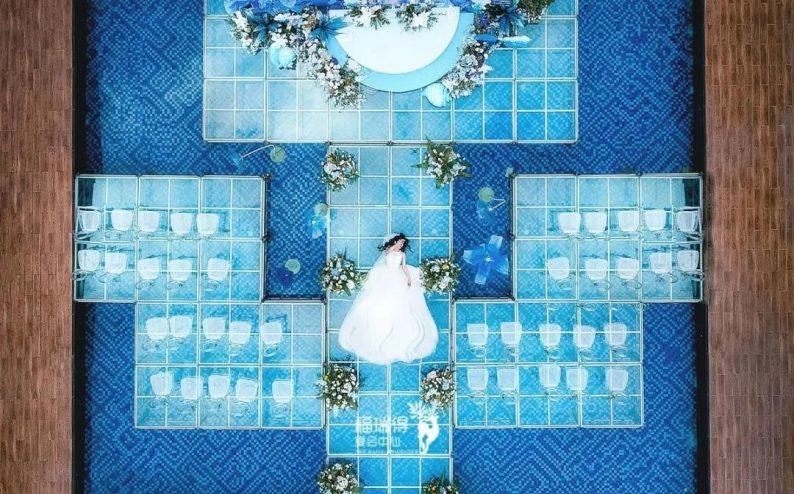 婚礼堂发布:8大宴会厅!打卡太原一站式婚礼宴会酒店  第32张