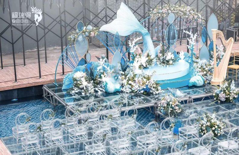 婚礼堂发布:8大宴会厅!打卡太原一站式婚礼宴会酒店  第33张