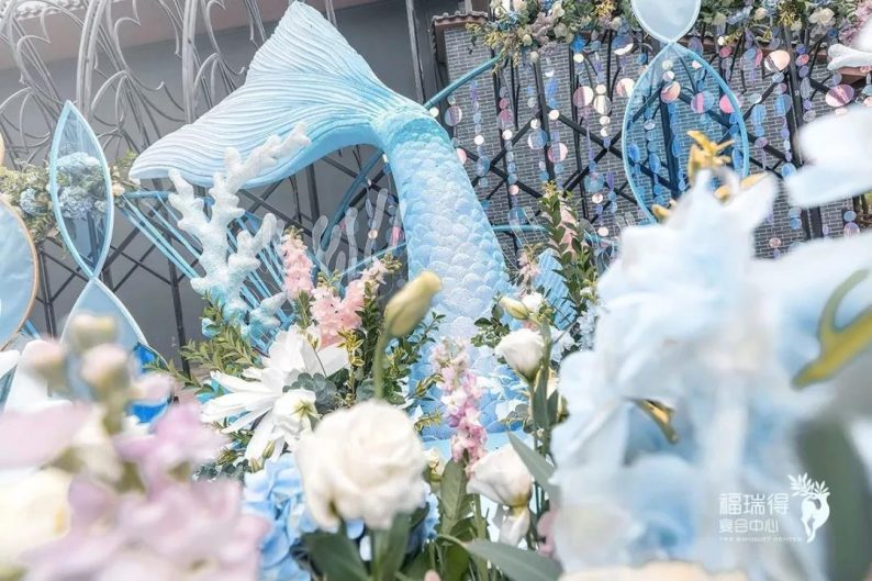 婚礼堂发布:8大宴会厅!打卡太原一站式婚礼宴会酒店  第34张
