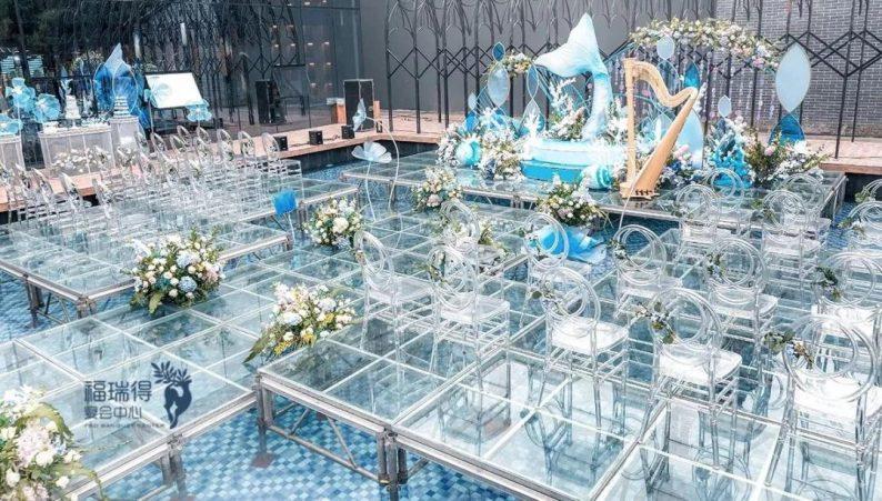 婚礼堂发布:8大宴会厅!打卡太原一站式婚礼宴会酒店  第35张