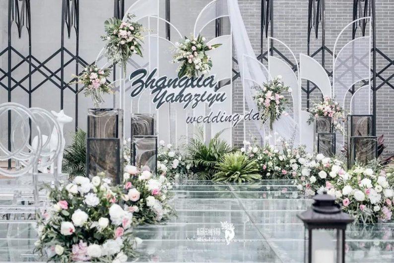 婚礼堂发布:8大宴会厅!打卡太原一站式婚礼宴会酒店  第36张