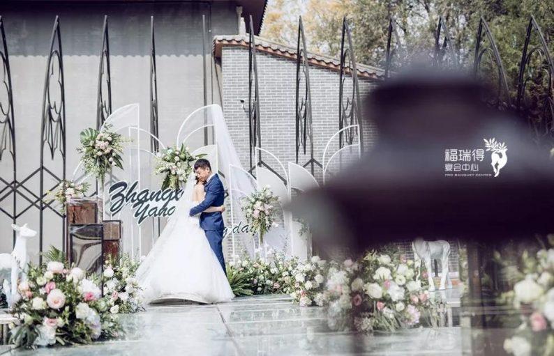 婚礼堂发布:8大宴会厅!打卡太原一站式婚礼宴会酒店  第39张