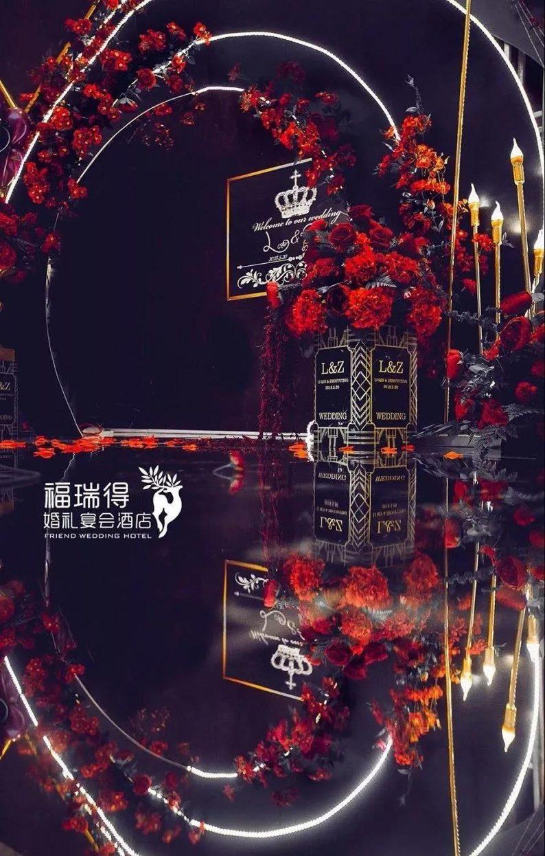 婚礼堂发布:8大宴会厅!打卡太原一站式婚礼宴会酒店  第44张