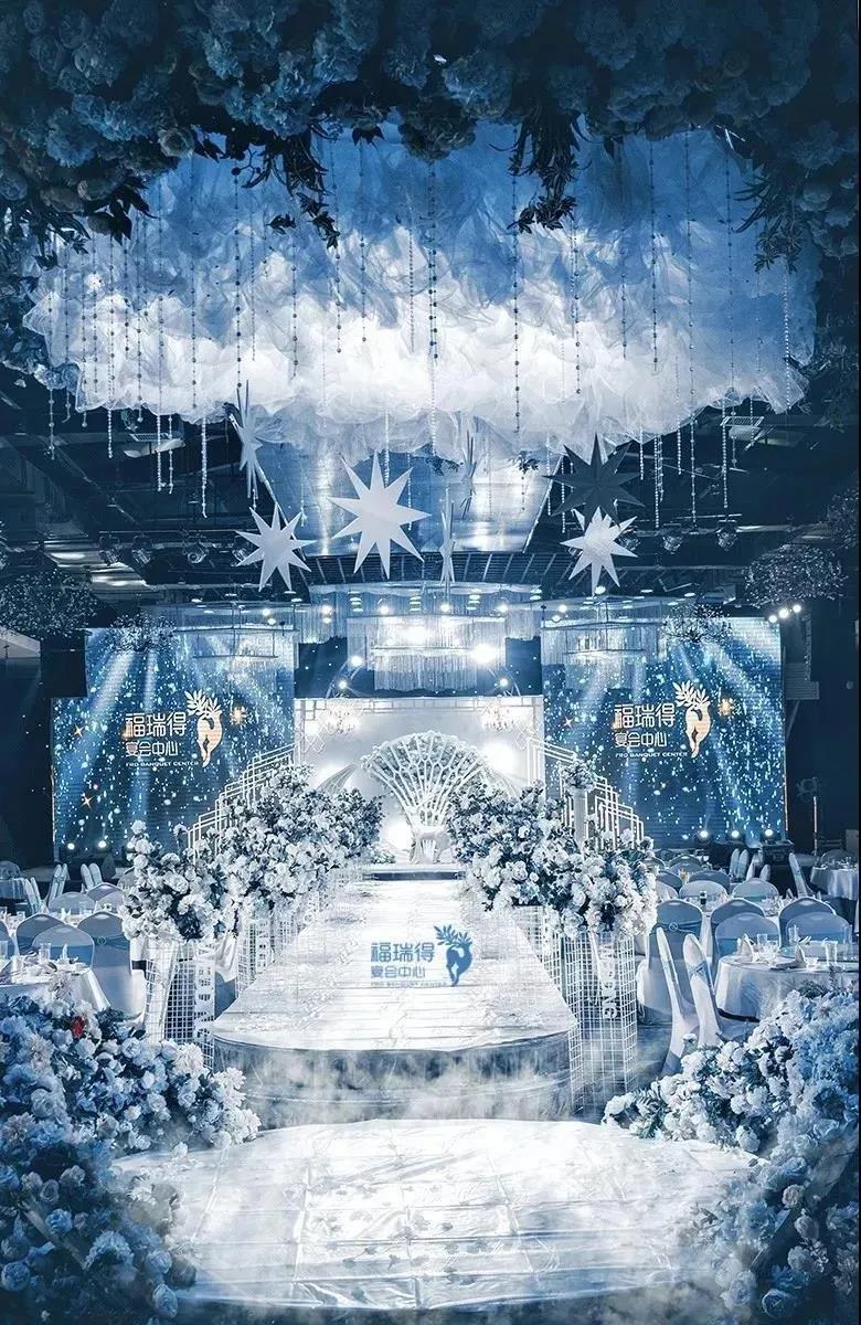 婚礼堂发布:8大宴会厅!打卡太原一站式婚礼宴会酒店  第47张