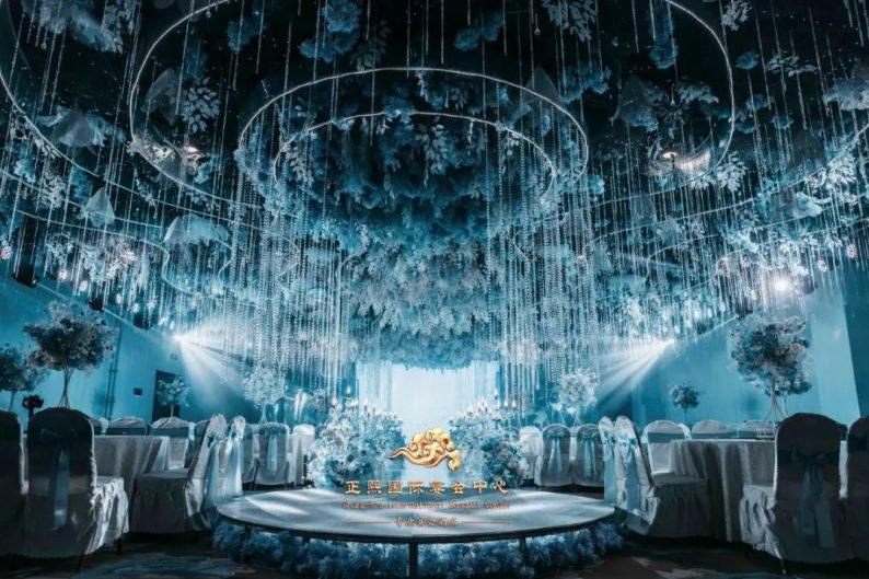 婚礼堂发布:5大宴会厅,银川金凤区首家主题宴会酒店  第2张