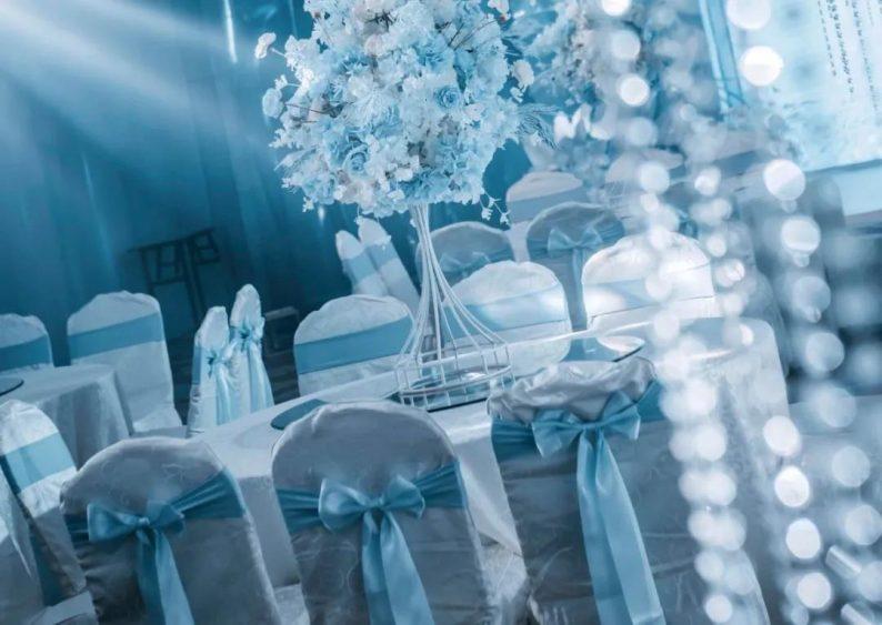婚礼堂发布:5大宴会厅,银川金凤区首家主题宴会酒店  第4张