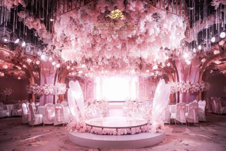 婚礼堂发布:5大宴会厅,银川金凤区首家主题宴会酒店  第11张