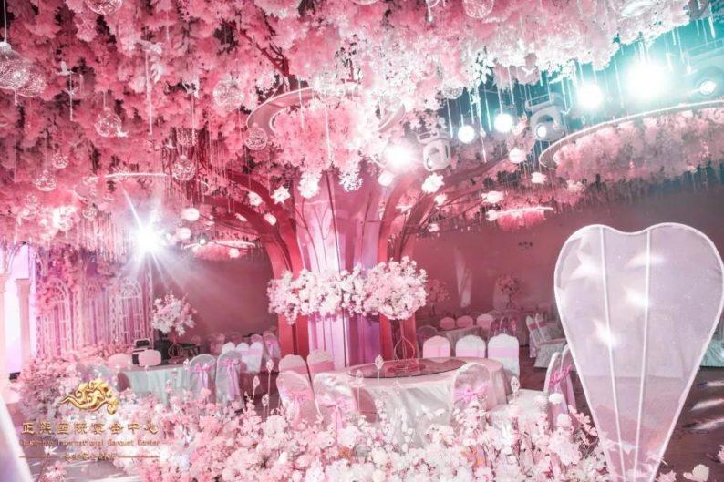 婚礼堂发布:5大宴会厅,银川金凤区首家主题宴会酒店  第12张