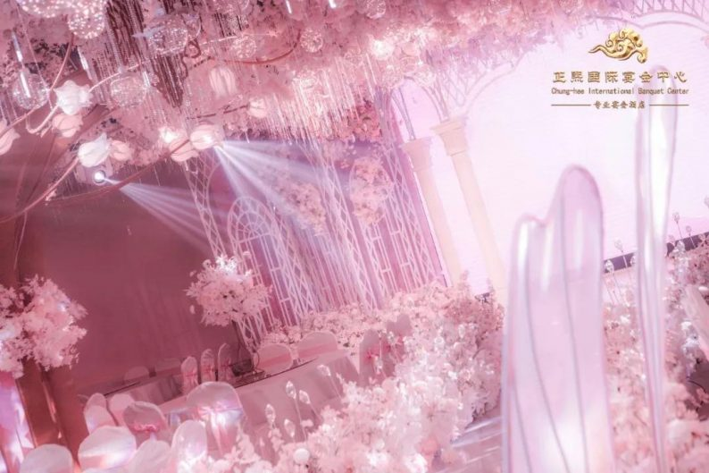 婚礼堂发布:5大宴会厅,银川金凤区首家主题宴会酒店  第13张