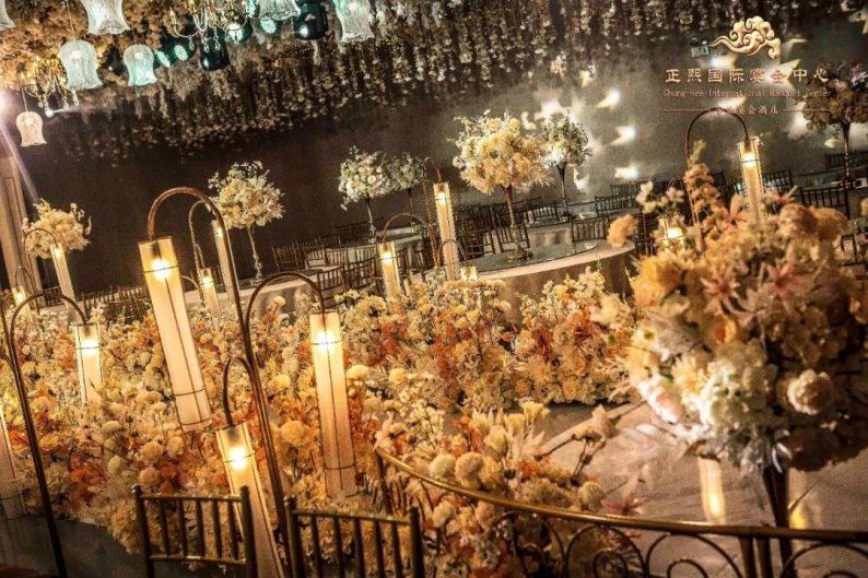 婚礼堂发布:5大宴会厅,银川金凤区首家主题宴会酒店  第6张
