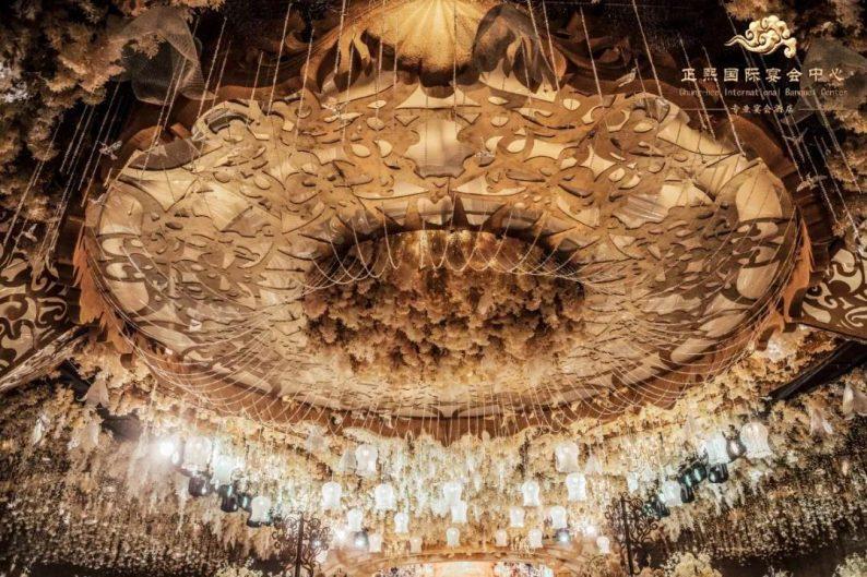 婚礼堂发布:5大宴会厅,银川金凤区首家主题宴会酒店  第7张