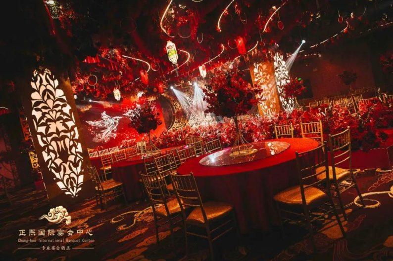 婚礼堂发布:5大宴会厅,银川金凤区首家主题宴会酒店  第16张