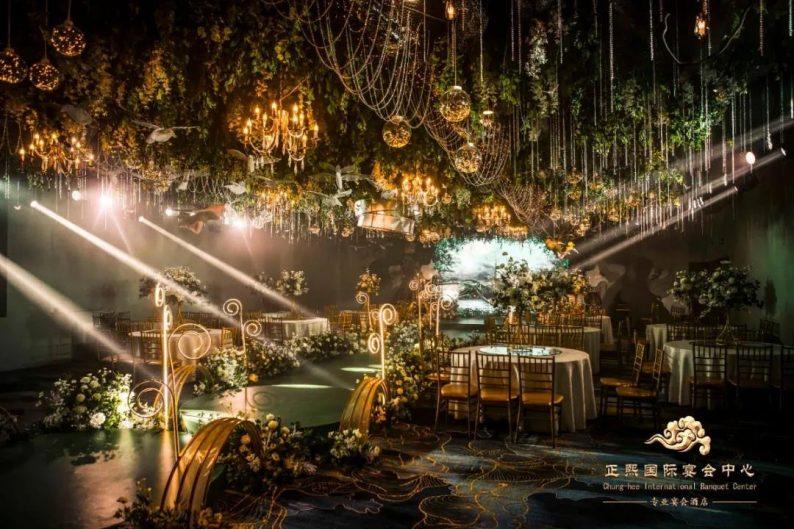 婚礼堂发布:5大宴会厅,银川金凤区首家主题宴会酒店  第8张