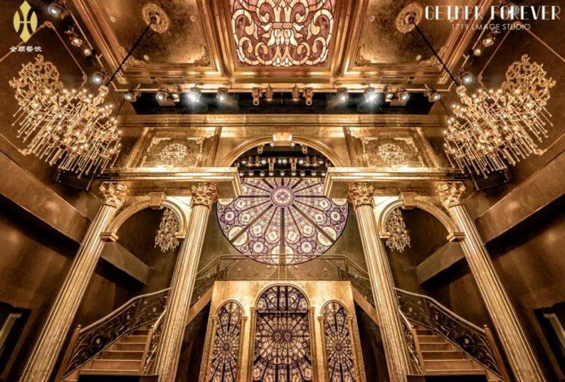婚礼堂发布:二十多年老牌宴会酒店,6店连锁、经营面积3.9万方  第4张