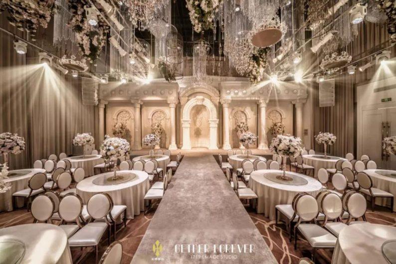 婚礼堂发布:二十多年老牌宴会酒店,6店连锁、经营面积3.9万方  第5张