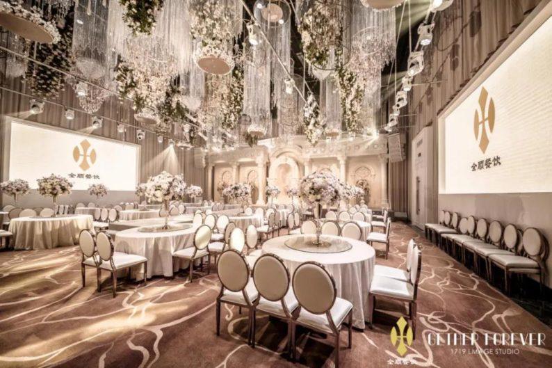 婚礼堂发布:二十多年老牌宴会酒店,6店连锁、经营面积3.9万方  第6张