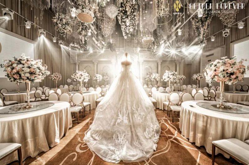 婚礼堂发布:二十多年老牌宴会酒店,6店连锁、经营面积3.9万方  第7张