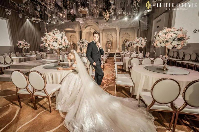 婚礼堂发布:二十多年老牌宴会酒店,6店连锁、经营面积3.9万方  第8张