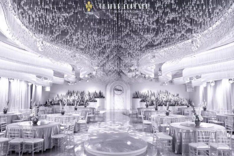 婚礼堂发布:二十多年老牌宴会酒店,6店连锁、经营面积3.9万方  第9张