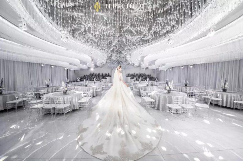婚礼堂发布:二十多年老牌宴会酒店,6店连锁、经营面积3.9万方  第10张