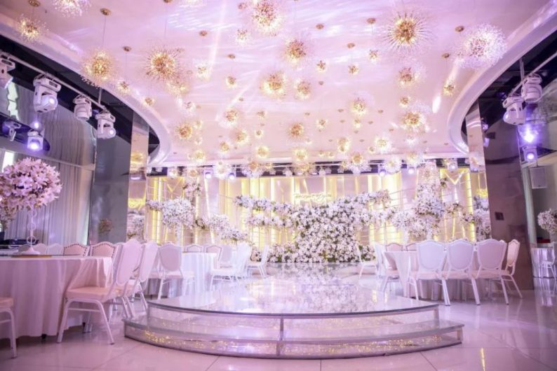 婚礼堂发布:二十多年老牌宴会酒店,6店连锁、经营面积3.9万方  第12张