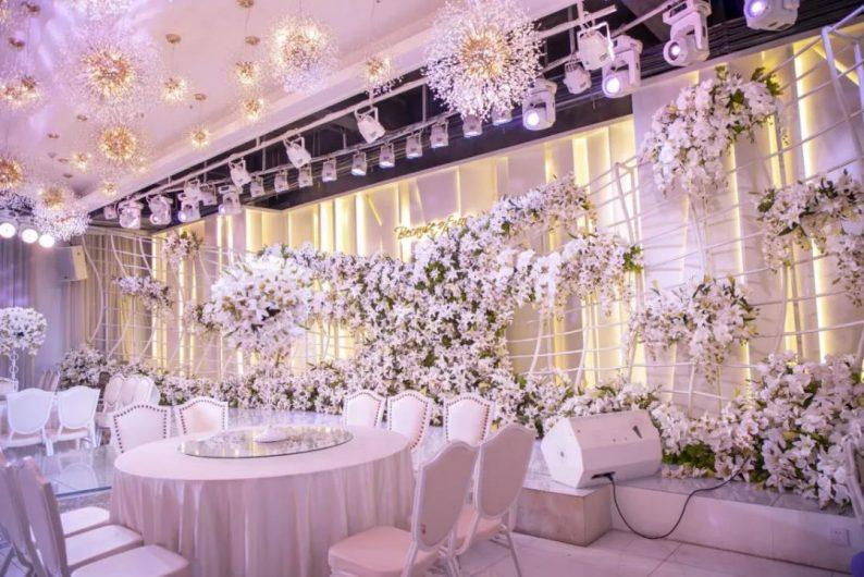 婚礼堂发布:二十多年老牌宴会酒店,6店连锁、经营面积3.9万方  第13张