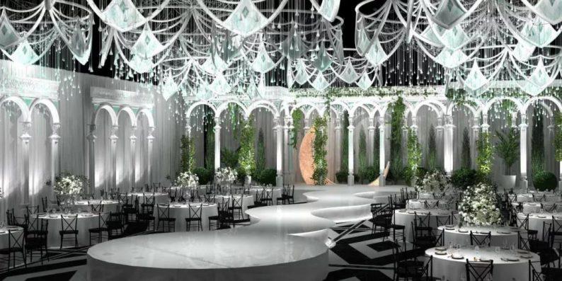 婚礼堂发布:二十多年老牌宴会酒店,6店连锁、经营面积3.9万方  第16张