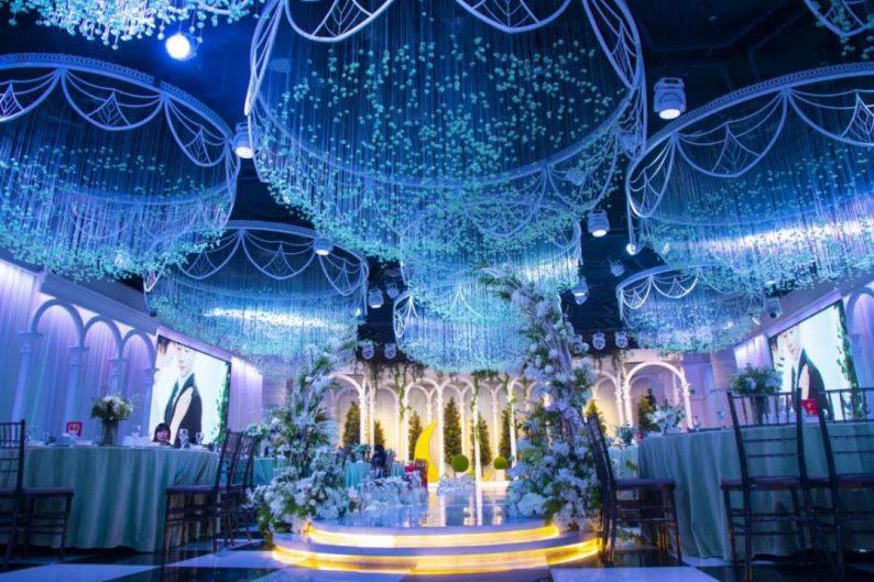 婚礼堂发布:二十多年老牌宴会酒店,6店连锁、经营面积3.9万方  第17张