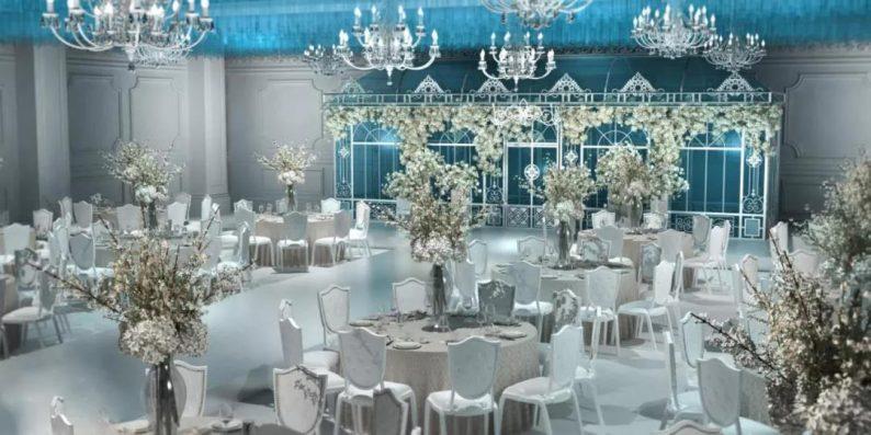 婚礼堂发布:二十多年老牌宴会酒店,6店连锁、经营面积3.9万方  第19张