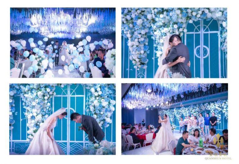 婚礼堂发布:二十多年老牌宴会酒店,6店连锁、经营面积3.9万方  第22张