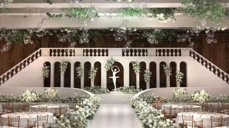 婚礼堂发布:二十多年老牌宴会酒店,6店连锁、经营面积3.9万方  第23张