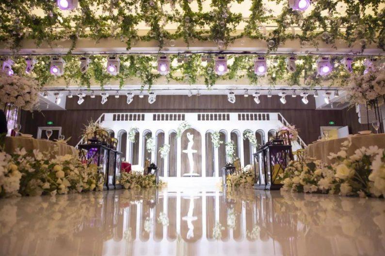 婚礼堂发布:二十多年老牌宴会酒店,6店连锁、经营面积3.9万方  第24张