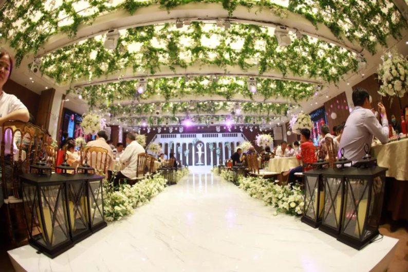婚礼堂发布:二十多年老牌宴会酒店,6店连锁、经营面积3.9万方  第25张