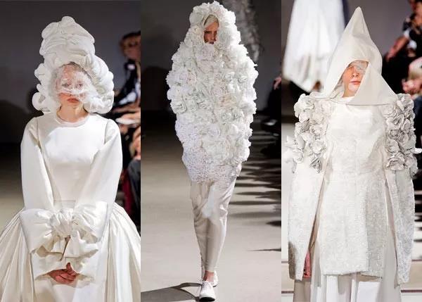 抛弃限制,你最想要的婚纱到底什么样?  第18张
