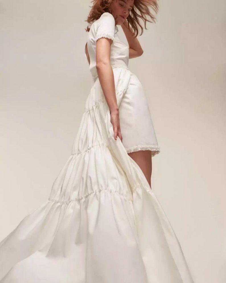 抛弃限制,你最想要的婚纱到底什么样?  第30张