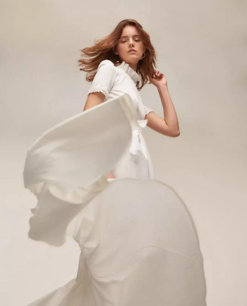 抛弃限制,你最想要的婚纱到底什么样?  第31张