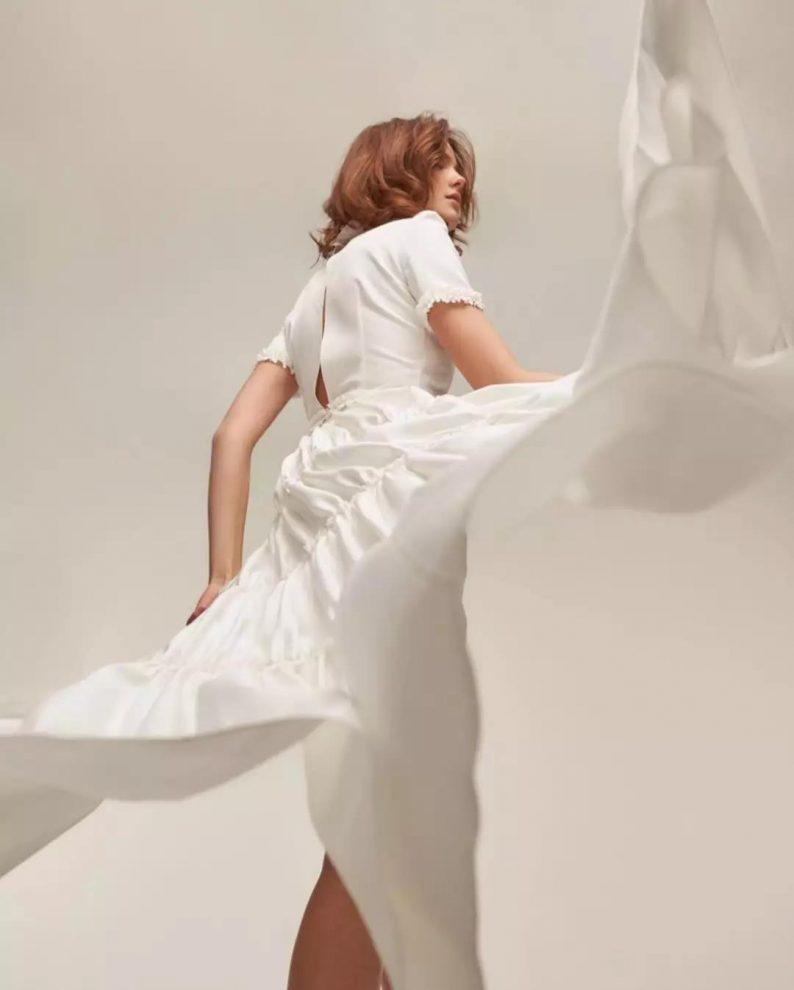 抛弃限制,你最想要的婚纱到底什么样?  第32张