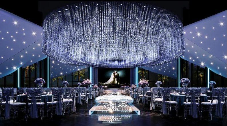 婚礼堂发布:沉浸式体验!东湖印象婚礼艺术中心初相见  第8张