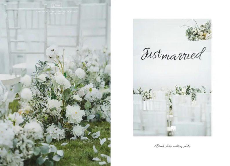 婚礼堂发布:沉浸式体验!东湖印象婚礼艺术中心初相见  第15张